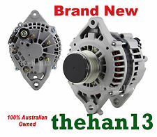 Alternator for Nissan Navara D22 4WD eng ZD30DDT 3.0L Diesel 01-08 Clutch Pulley