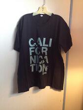 Californication T-shirt 2xl Black Blue Showtime
