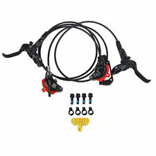 Shimano Deore XT M8000 Hydraulic Disc Bike Brake Lever Front & Rear Set Black