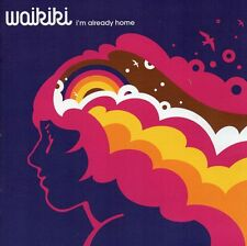 WAIKIKI - I'M ALREADY HOME CD ALBUM 11 TRACKS 2002 JUANITA STEIN, HOWLING BELLS