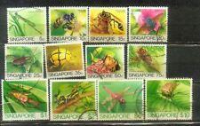 Singapore1985 Definitive Complete Set.