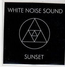(DC124) White Noise Sound, Sunset - 2011 DJ CD