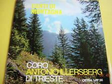 LP CORO ANTONIO ILLERSBERG DI TRIESTE LUCIO GAGLIARDI