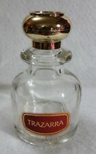 "VINTAGE AVON COLLECTABLE PERFUME BOTTLE "" TRAZARRA  BOTTLE"""