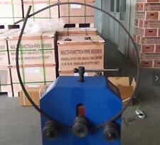 """110V 1500W Electric Tube Pipe Bender Roller With Round-5/8-3"""" Square-5/8-2"""" Hot"""