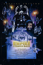 STAR WARS: EPISODE V - THE EMPIRE STRIKES BACK - MOVIE POSTER (SPECIAL EDITION)