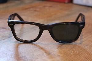 Ray-Ban RB2140 902 50 22 Wayfarer Classic G-15 Tortoise Classic Sunglasses
