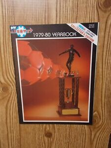 1979-80 New York Arrows soccer team yearbook