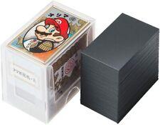 Nintendo Mario Hanafuda Playing Cards Black Japanase Card Game