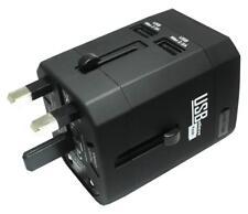 Travel Power Charger Adapter Converter Universal USB charger AC Plug US UK AU EU