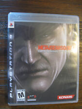 METAL GEAR SOLID 4 FOR PLAYSTATION 3 PS3