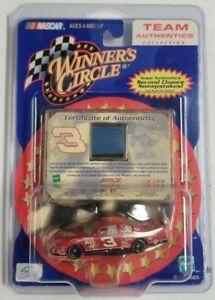 Dale Earnhardt 2001 Team Authentics Winners Circle Taz Sheet Metal 1/64 18