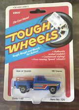 Kidco Tough Wheels - Pick Up Trucks 120-1 Stepside - 1:64 //NOC//