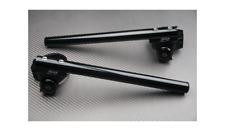Semimanubri Rialzati Inclinabili Nero 43mm HONDA CBR 1100XX 1100 XX 1997-1998