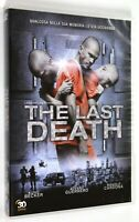 DVD THE LAST DEATH 2012 Fantascienza Kuno Becker Alvaro Guerrero