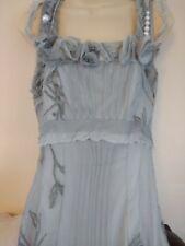 Per Una Speziale Stunning Silver/grey  Dress - Size 12