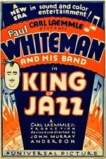 KING OF JAZZ Paul Whiteman, John Boles 1930 region free DVD