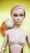 """Nude Fashion Royalty Poppy Parker: Hippie Dippy 12"""" Doll New!!!"""