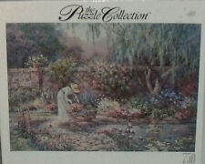 Puzzle Collection HER GARDEN 750 Pcs NEW Sealed Unopened Barbara Mock 2003