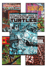 Teenage Mutant Ninja Turtles VF/NM 9.0+ Back Issues Mirage TMNT Eastman & Laird