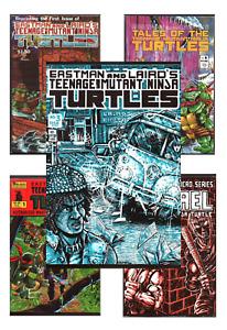 Teenage Mutant Ninja Turtles VF/NM 9.0+ Mirage Comics TMNT Eastman & Laird