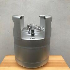 6L Corny Cornelius Beer Keg Steel Stackable Ball Lock Homebrew