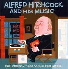 Alfred Hitchcock & His Music (CD, Mar-2013, 2 Discs, Warner Classics (USA))