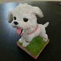 "2015 MILWAUKEE BREWERS HANK THE DOG ""MOTHER'S DAY"" SGA BOBBLEHEAD ~ MLB Baseball"