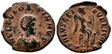 More details for eudoxia (401-403 ad) ae3 follis. cyzicus #pa 9121