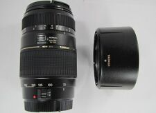 TAMRON Telephoto Zoom Lens AF 70-300mm F4-5.6 Di MACRO Canon Mount (IMPORT)