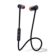 Universal Bluetooth 4.1 Wireless Stereo Sport Earphone Earbuds Headset Headphone