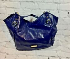 60d6b461b4 Steve Madden Large Purple Hobo Tote Shoulder Handbag