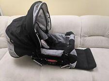 Emmaljunga seat unit Classic Silver Check with hood