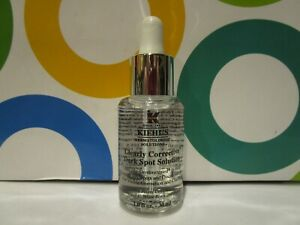 KIEHLS ~ CLEARLY CORRECTIVE DARK SPOT SOLUTION ~ 1 OZ BOXLESS