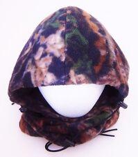 GOTTA GO Camoflauge MADE IN USA Balaclava Fleece Hoodie Snow Ski Winter Camo Hat