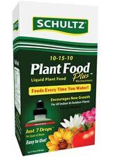 Schultz SPF45160 Liquid Plant Food Plus, 4 Oz