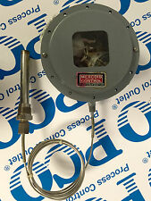 NOS Mercoid DAW-38-2 R 5 Weather Proof Remote Bulb Temperature Control