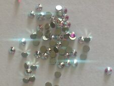 Crystal AB(144pcs)  5ss 1.8mm  SWAROVSKI ,No hotfix,Crystal Flatback 2058.