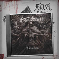 KEITZER - Ascension - CD - DEATH METAL - FDA REKOTZ -