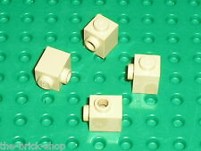 LEGO Tan Brick 1 x 1 with Stud on 1 Side ref 87087 / Set 9516 4842 4867 75080...
