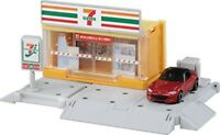 Tomica Tomica Town Build City Seven - Eleven Free Shipping