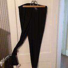 Linda Allard Ellen Tracy Black Pant NWT - size 14