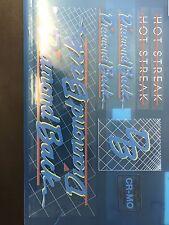 Diamondback Hot Streak Decals Sticker Set Suit Your Old School BMX Blue