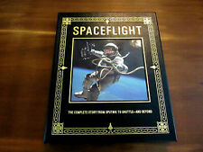 BUZZ ALDRIN APOLLO 11 SIGNED AUTO SPACEFLIGHT LEATHER COLLECTORS EDITION BOOK