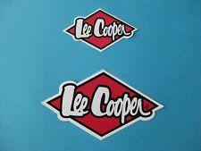 autocollant ancien : Lee Cooper