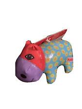 Kong Shieldz 6'' Hippo Medium Squeaky Dog Toy