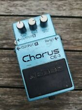 BOSS CE-3 CHORUS (JAPAN GREEN LABEL) - FREE NEXT DAY DELIVERY IN THE UK