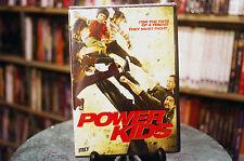 Power Kids (DVD, 2010, Muay Thai kids) NEW & SEALED