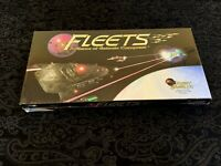 Fleets Game of Galactic Conquest ~ Predecessor to STARGATE SG-1 ~ New in shrink