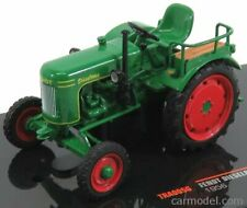 IXO-MODELS TRA005G SCALA 1/43 FENDT F15 H6 DIESELROSS TRACTOR 1956 GREEN RED NEW